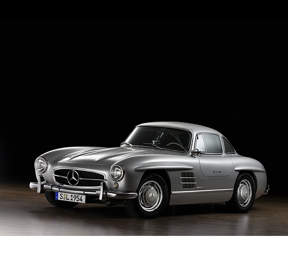 2009_MB_Replica_Gullwing