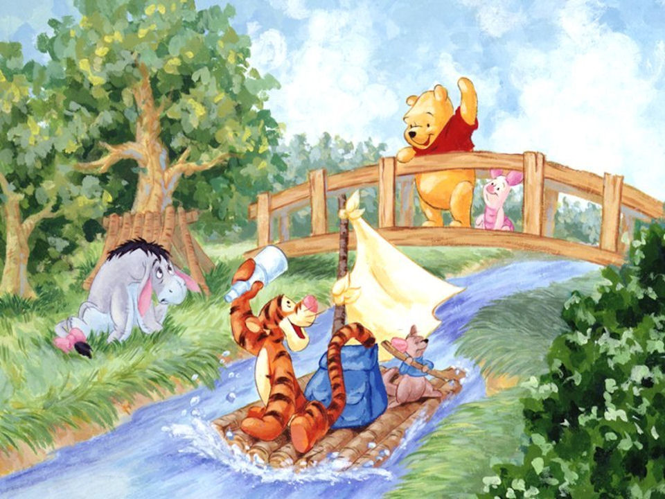 Disney - Pooh and Friends