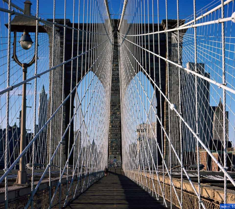 Brooklyn Bridge in HD