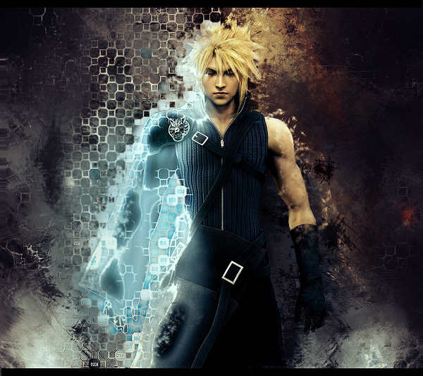 Final Fantasy Cloud Wallpaper