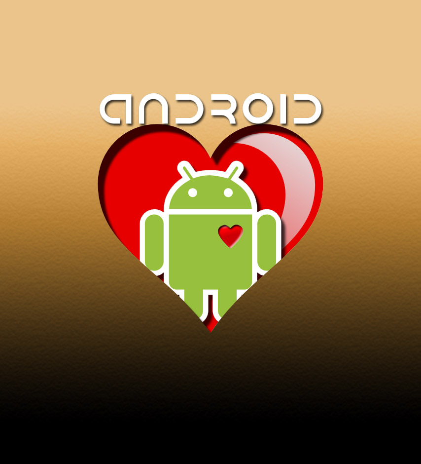 Android heart
