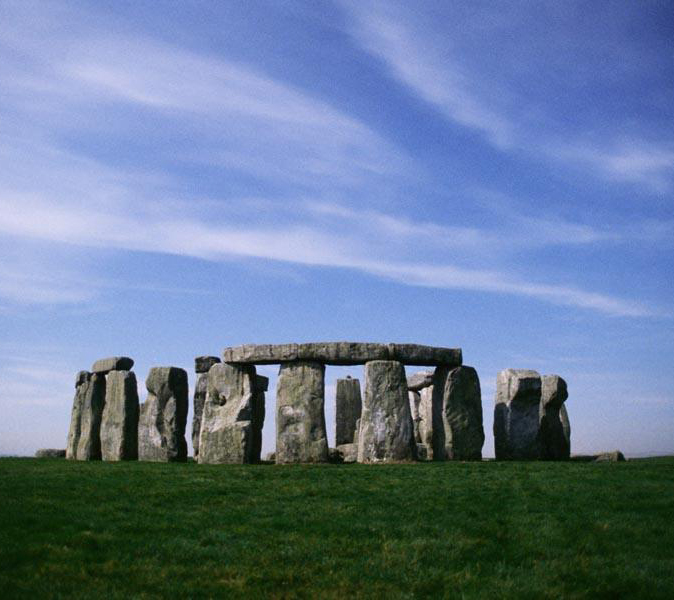 Stonehenge (Windows nature wallpaper)