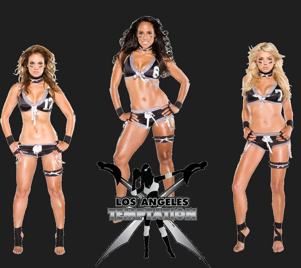 LFL Los Angeles Temptation