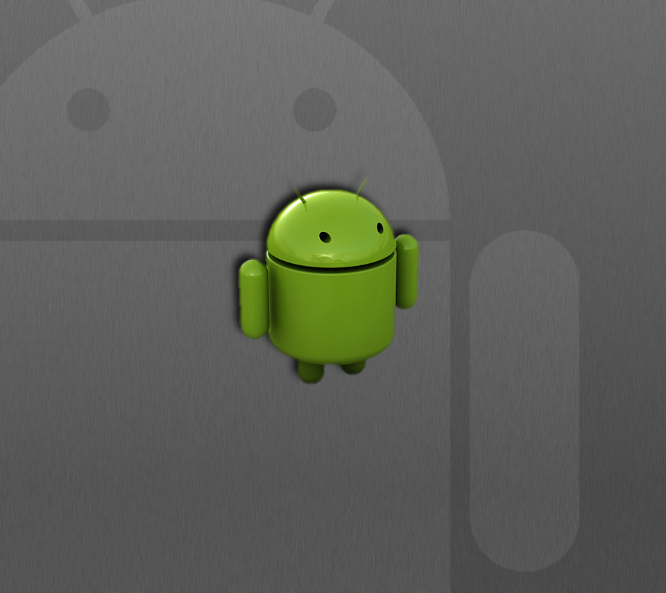 3D android metal