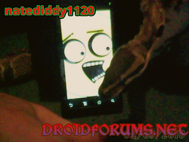 My Droid Pic