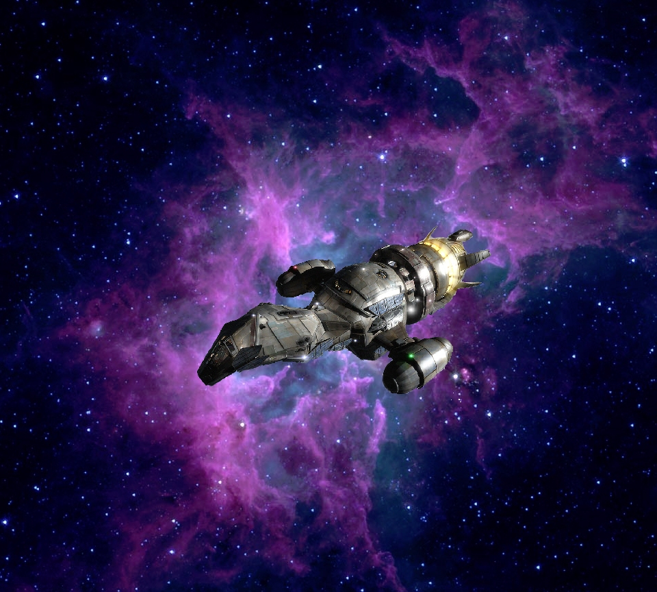 Firefly in Space