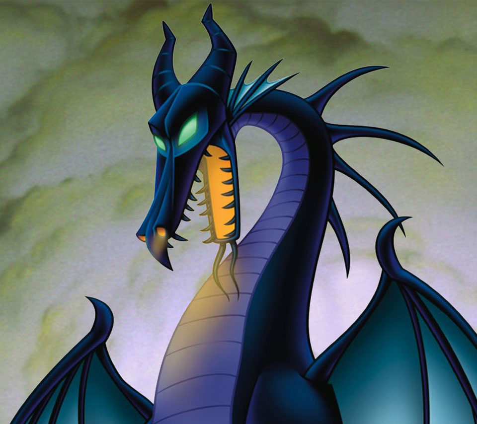 Maleficent the Dragon