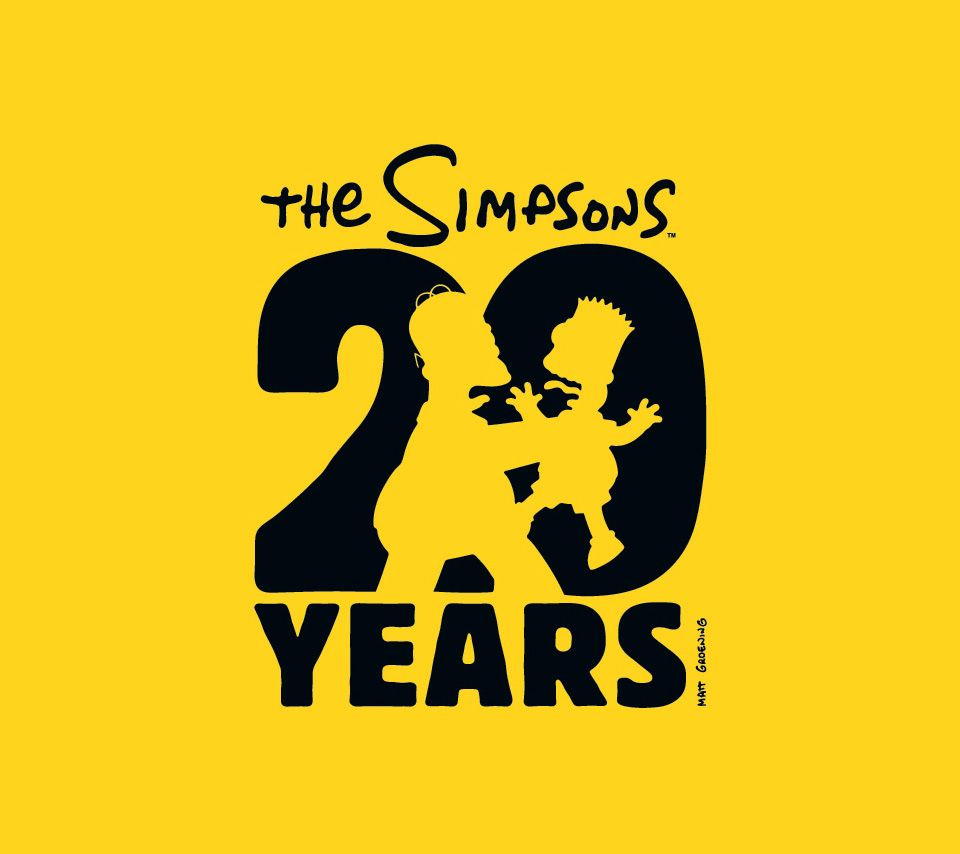Simpsons 20th