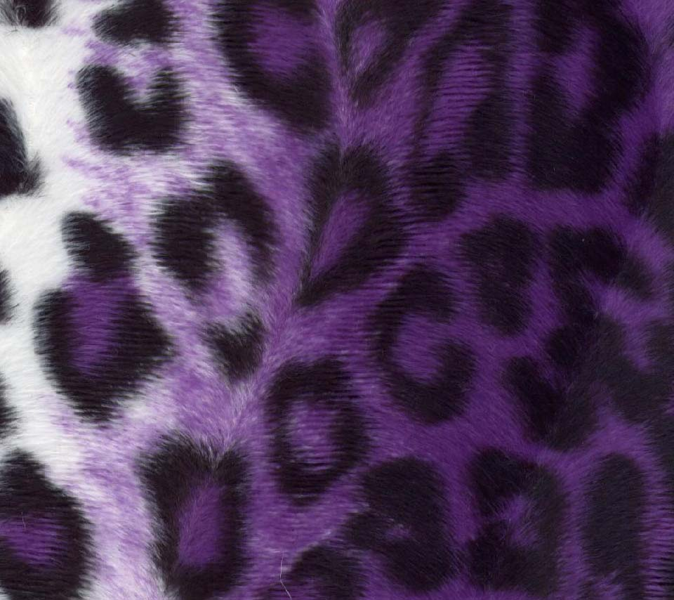Purple Leopard or Jaguar