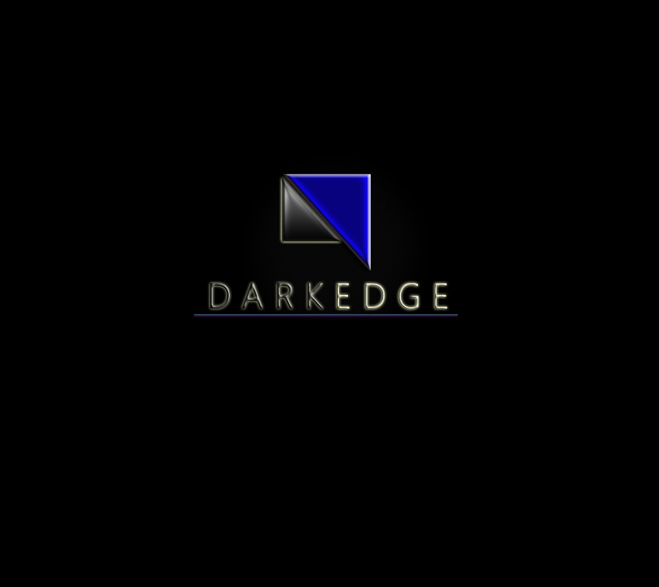 DarkEdge Blue