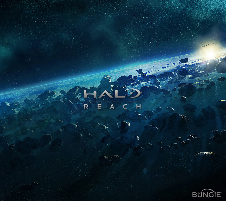 Halo Reach - Asteroid