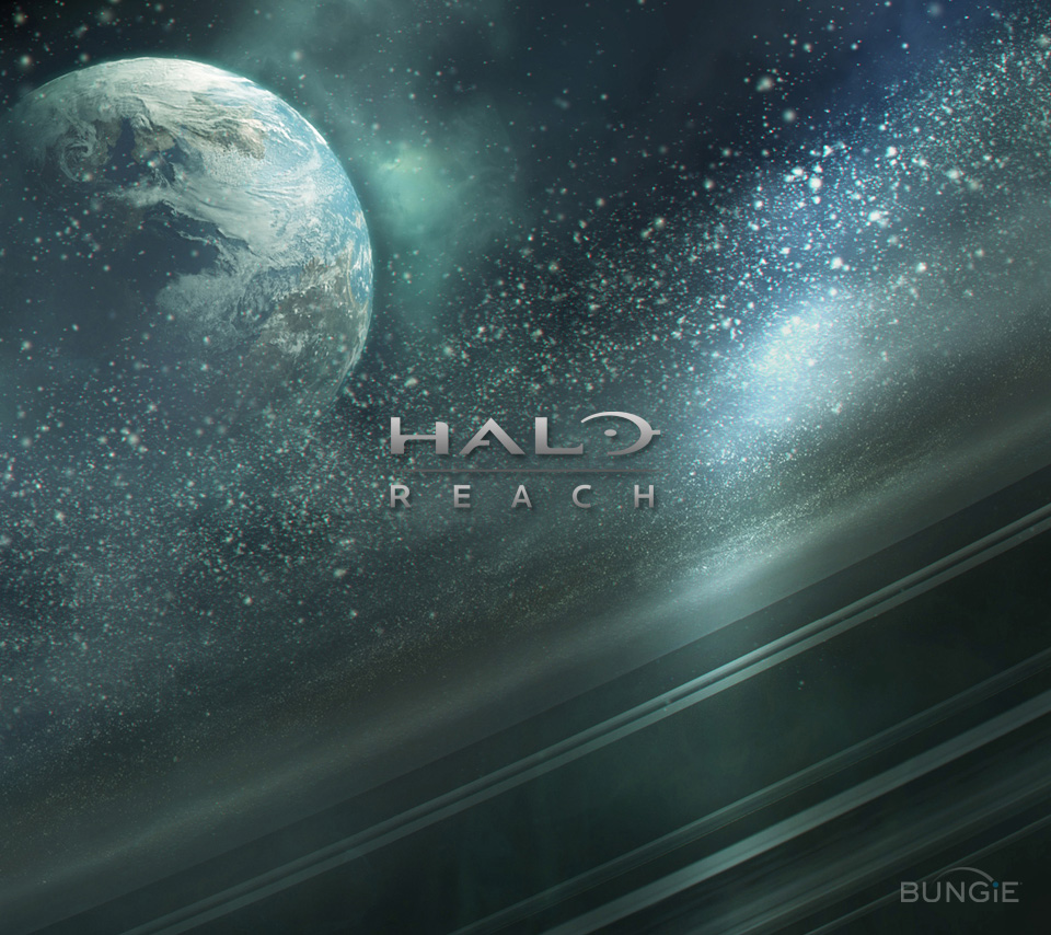 Halo Reach - Moon Rising