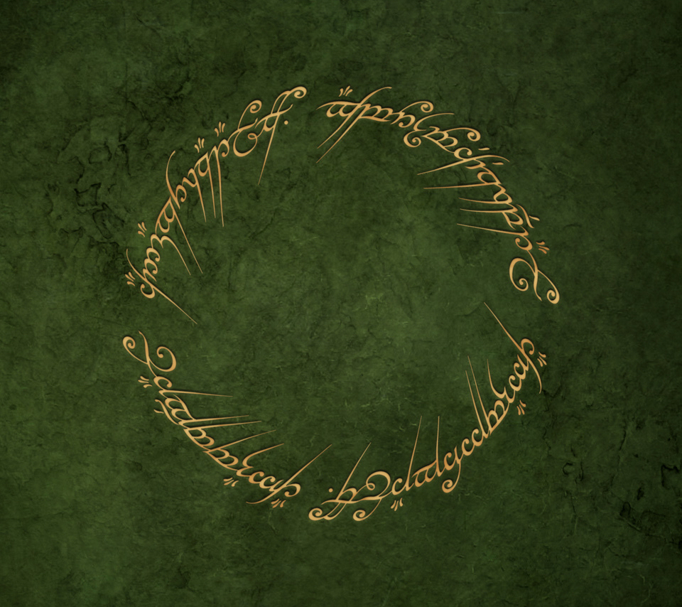 Lord of the Rings Elven
