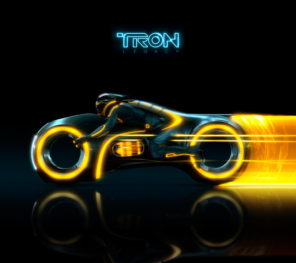 Tron Legacy (no text)