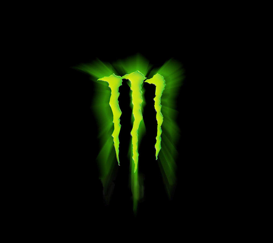 Monster logo (no text)