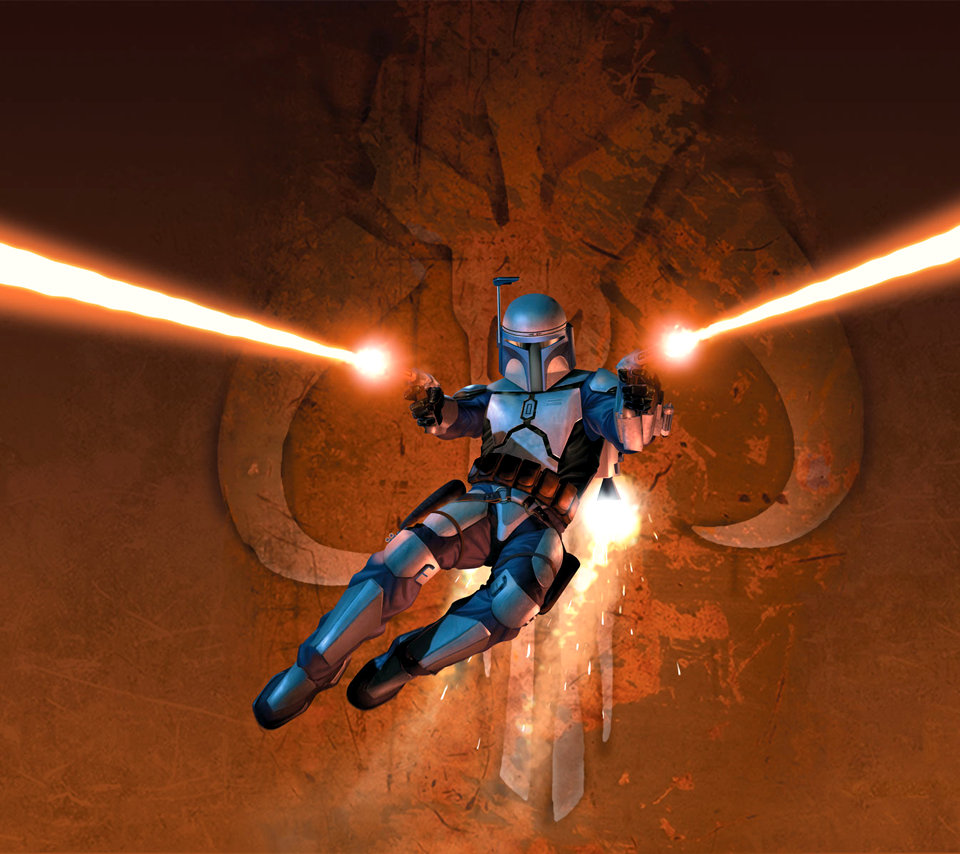 Jango Fett, Star Wars Bounty Hunter