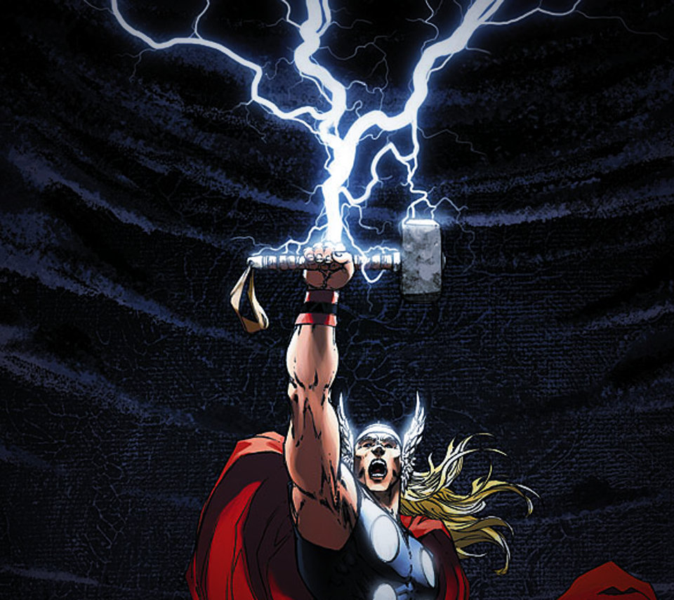 Thor by Michael Turner