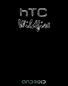 htc wildfire lockscreen