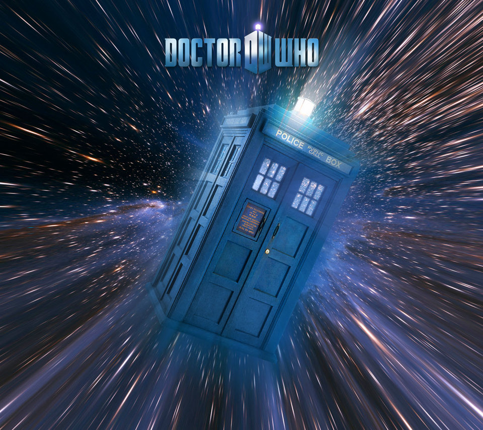 The Tardis by DISENT