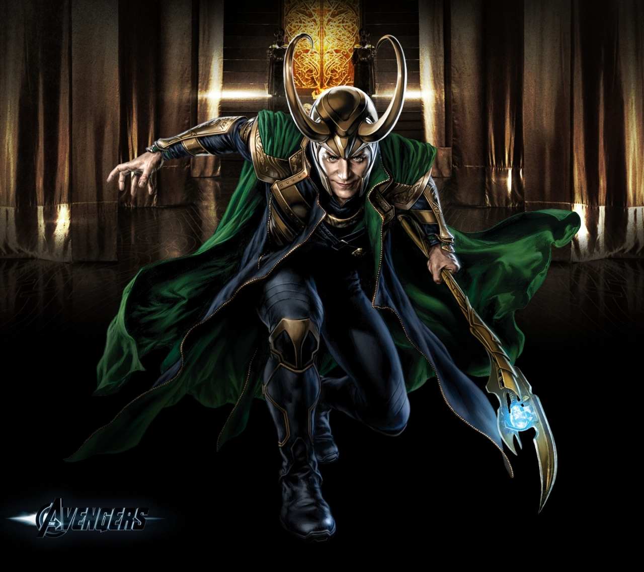 Loki (The Avengers) HD