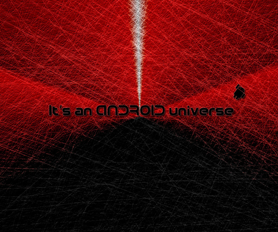 Android Universe Red 286