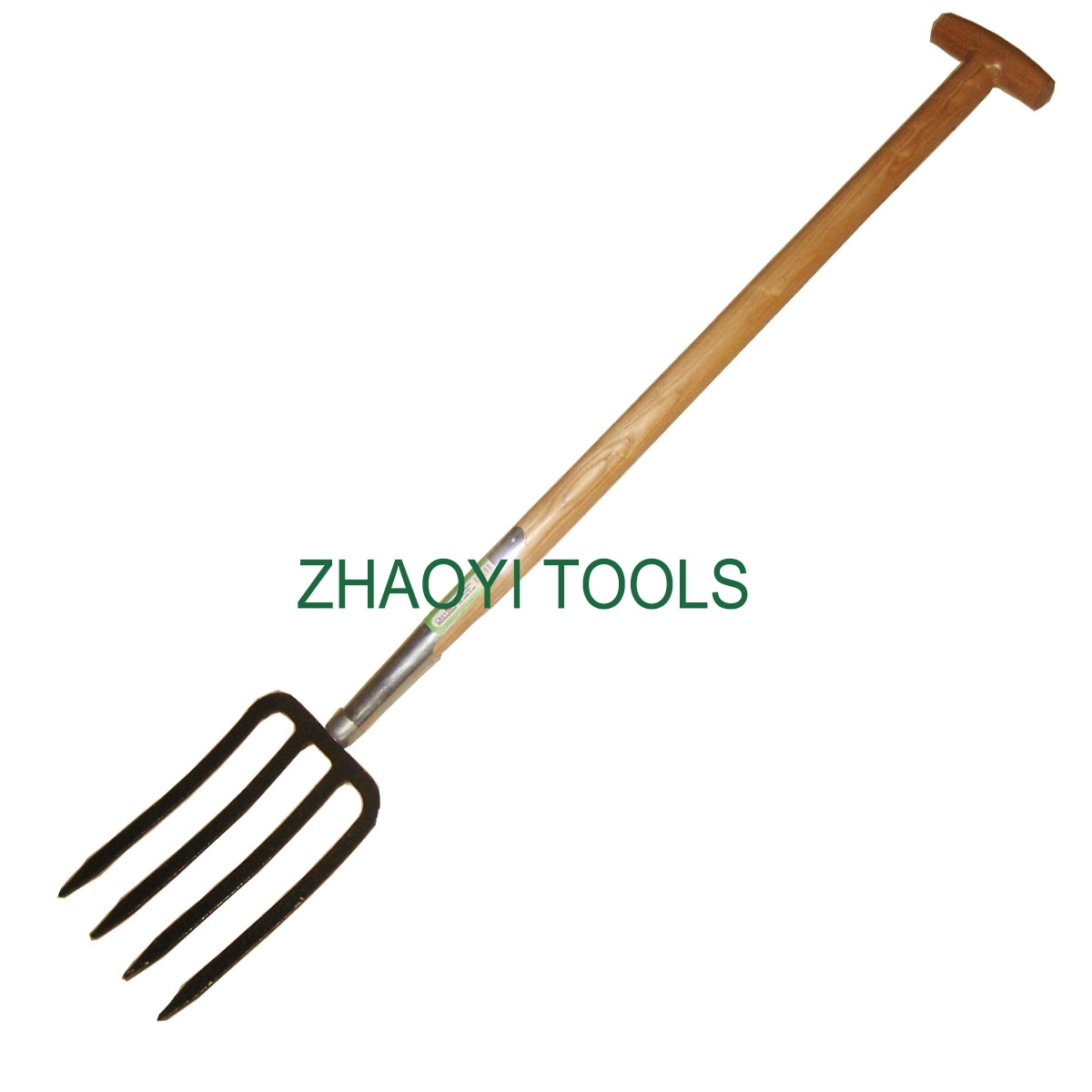 1055022 T grip flat tines forged spading digging fork