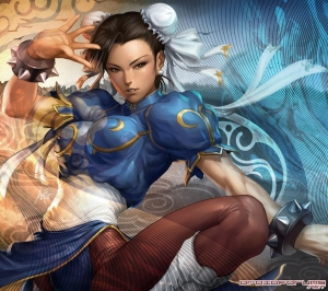 motorola droid chun li background wallpaper