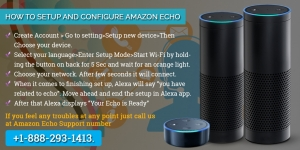 Amazon Echo Tech Support
