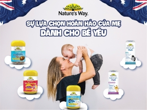 Nature's Way - The number 1 brand for children in the world