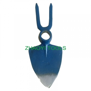 factory in forged grub digging garden weeding fork-hoe