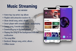 Music Streaming Mobile App By Development Team Of Suusoft- Introduction