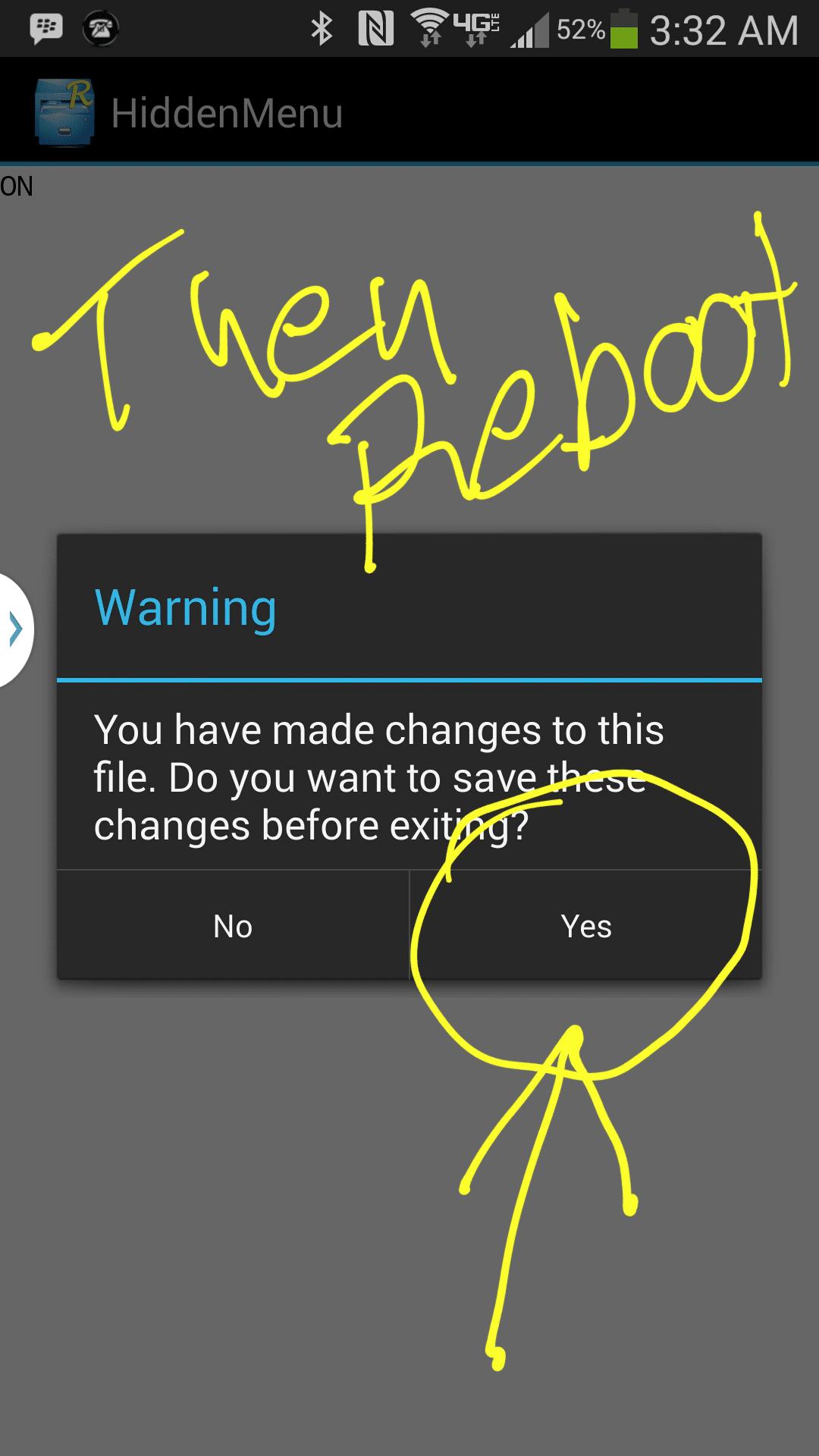 TOOL] Enable Hidden Menus (Dialer) for Verizon Galaxy Note 3