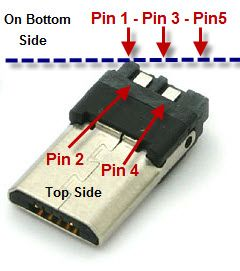 otg usb wiring diagram stereo jack to usb wiring diagram micro usb connector pin diagram somurich com