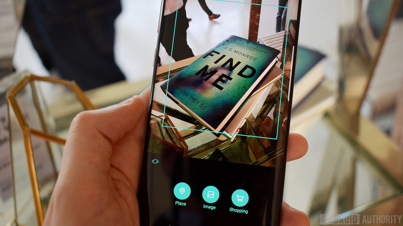 Bixby Vision Is Now Rolling Out For Verizon Galaxy S8 Users