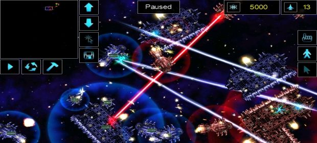 Game New Space Rts Game Star Armada Droidforums Net Android