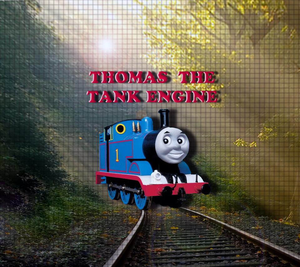 Photo Thomas The Tank Engine Train In The Album Anime