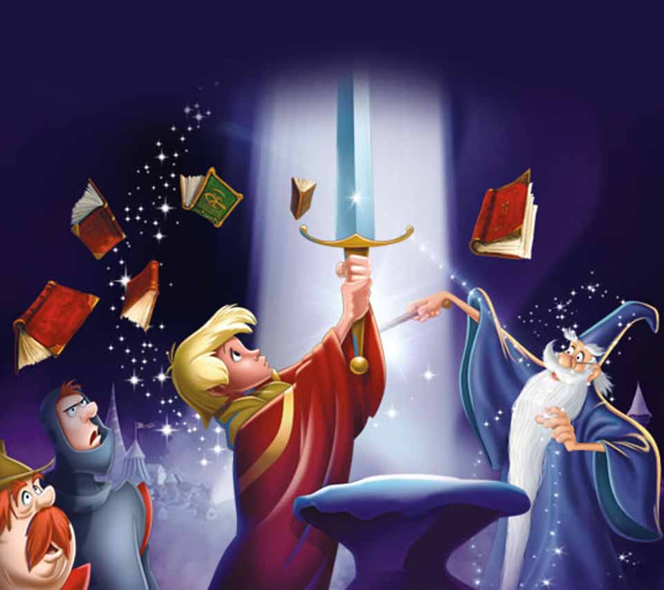 Photo Sword In The Stone 45th In The Album Disney Wallpapers